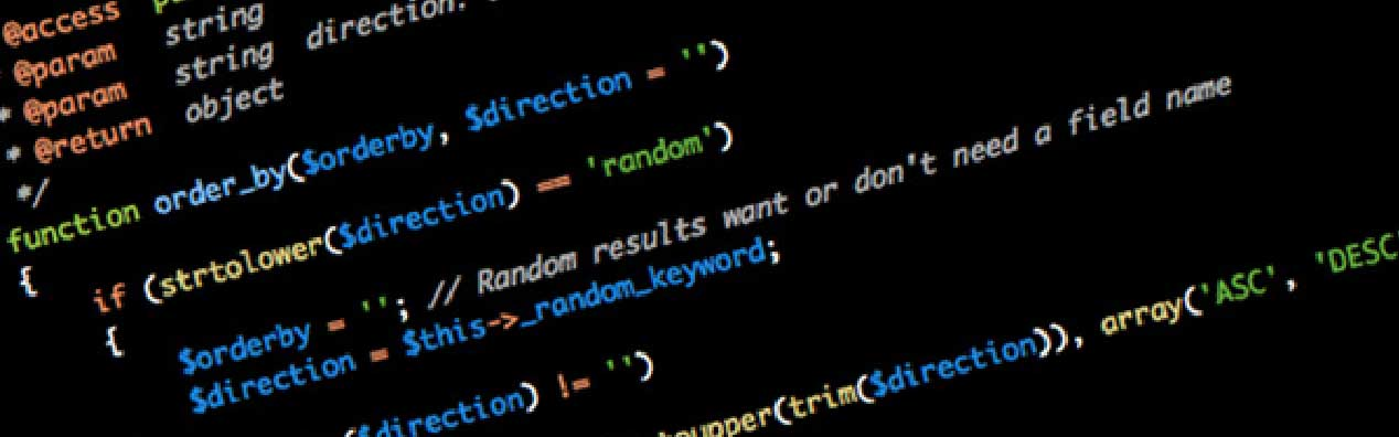 Web Tasarımında En Çok kullanılan Yazılım Dilleri