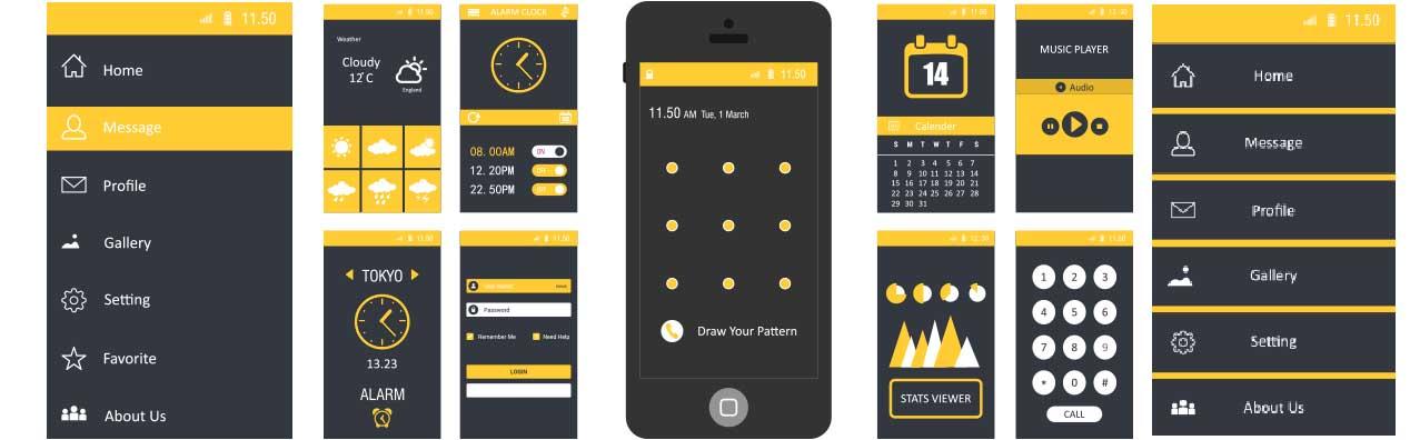 Hükümdar Bilişim Mobil Uygulama üretimi