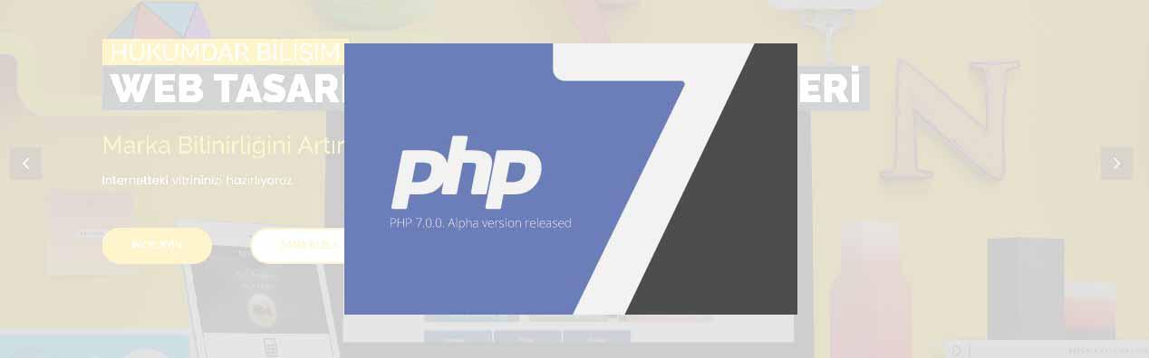 PHP Programlama Dili ile Web Tasarımı