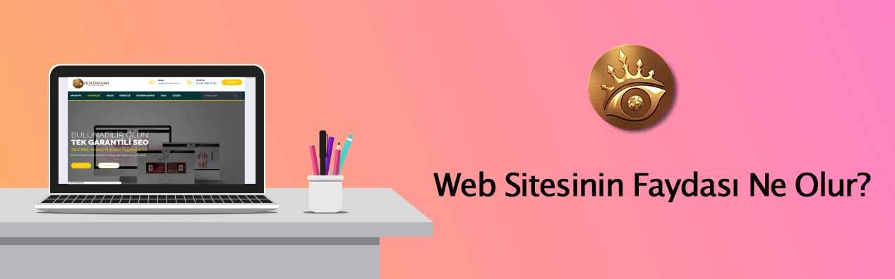 Web Sitesinin Faydası Ne Olur