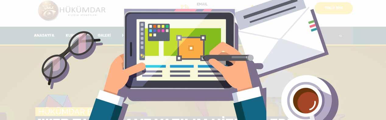 Web Tasarım Firmaları Çalışmaları