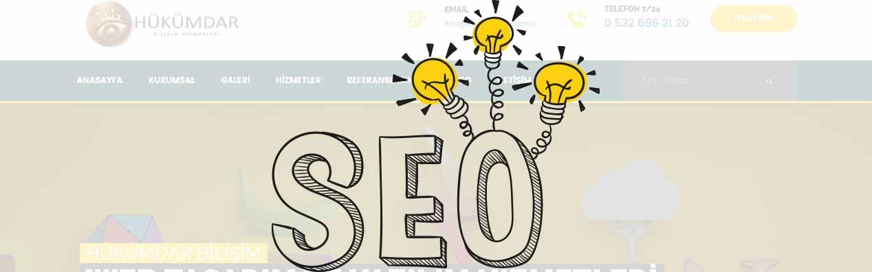 Web Tasarımda SEO nun Avantajı