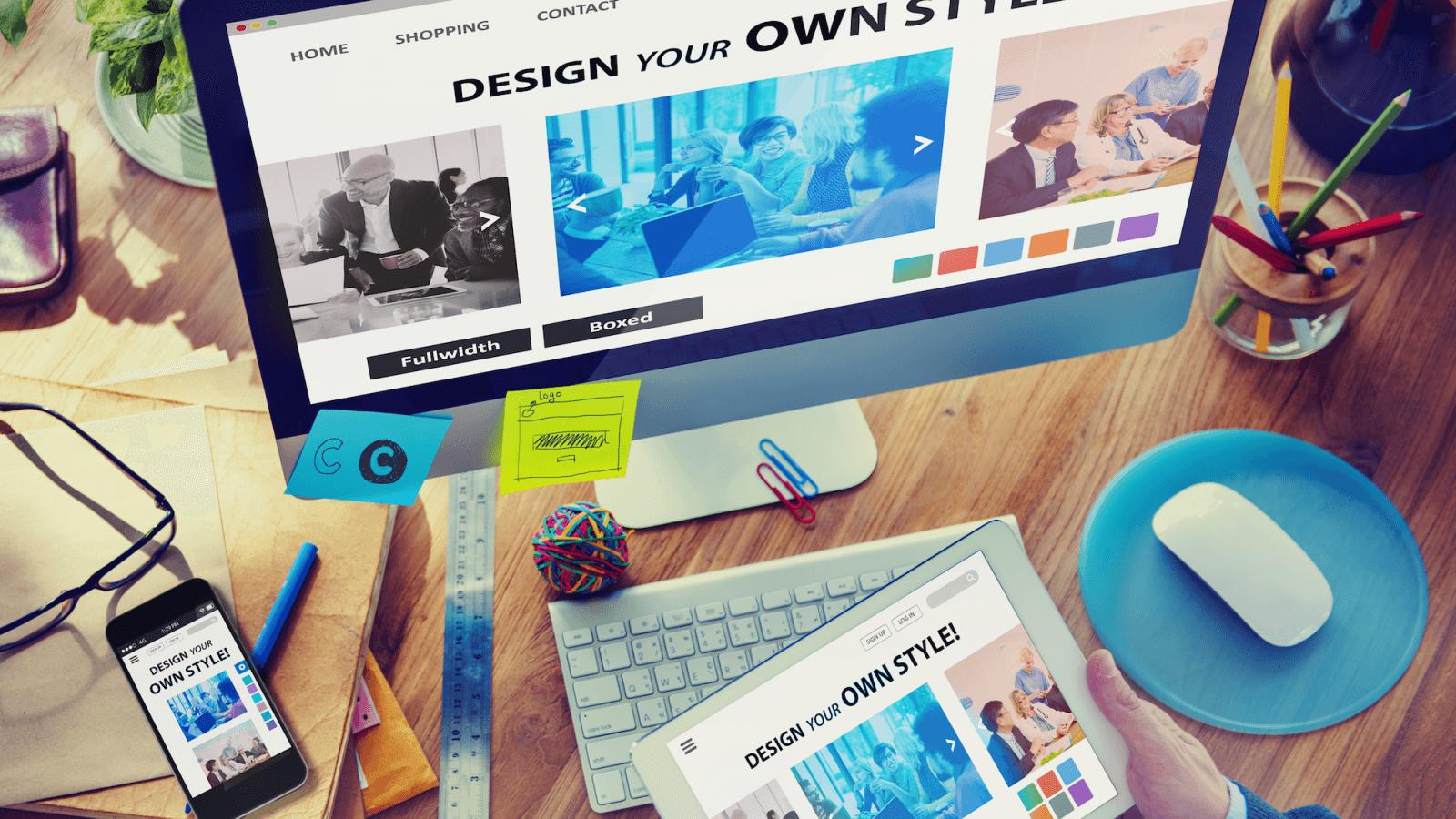 Web Tasarımın Grafik Tasarımdan Farkı Nedir?