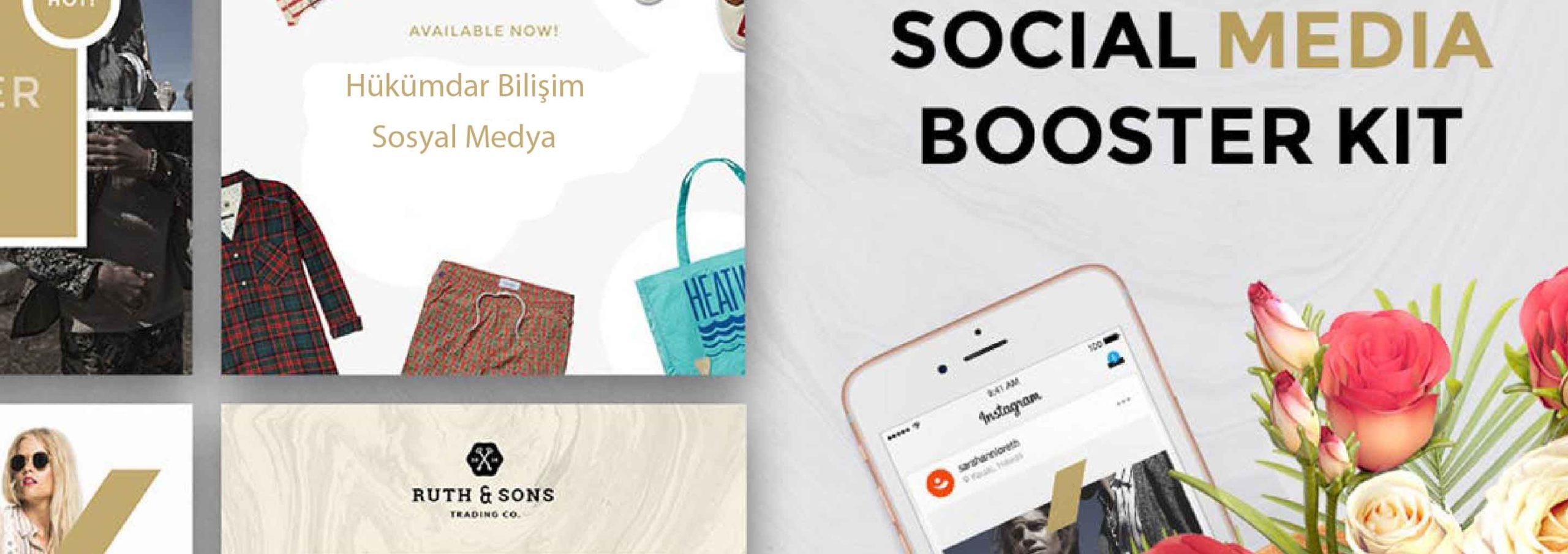 Web tasarımını sosyal medya ile güçlendirin