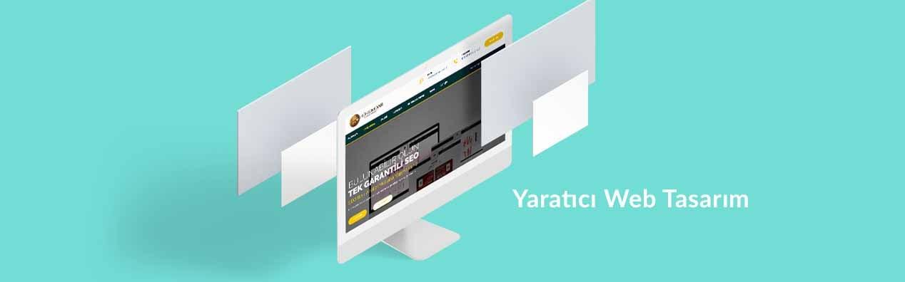 Yaratıcı Web Tasarım