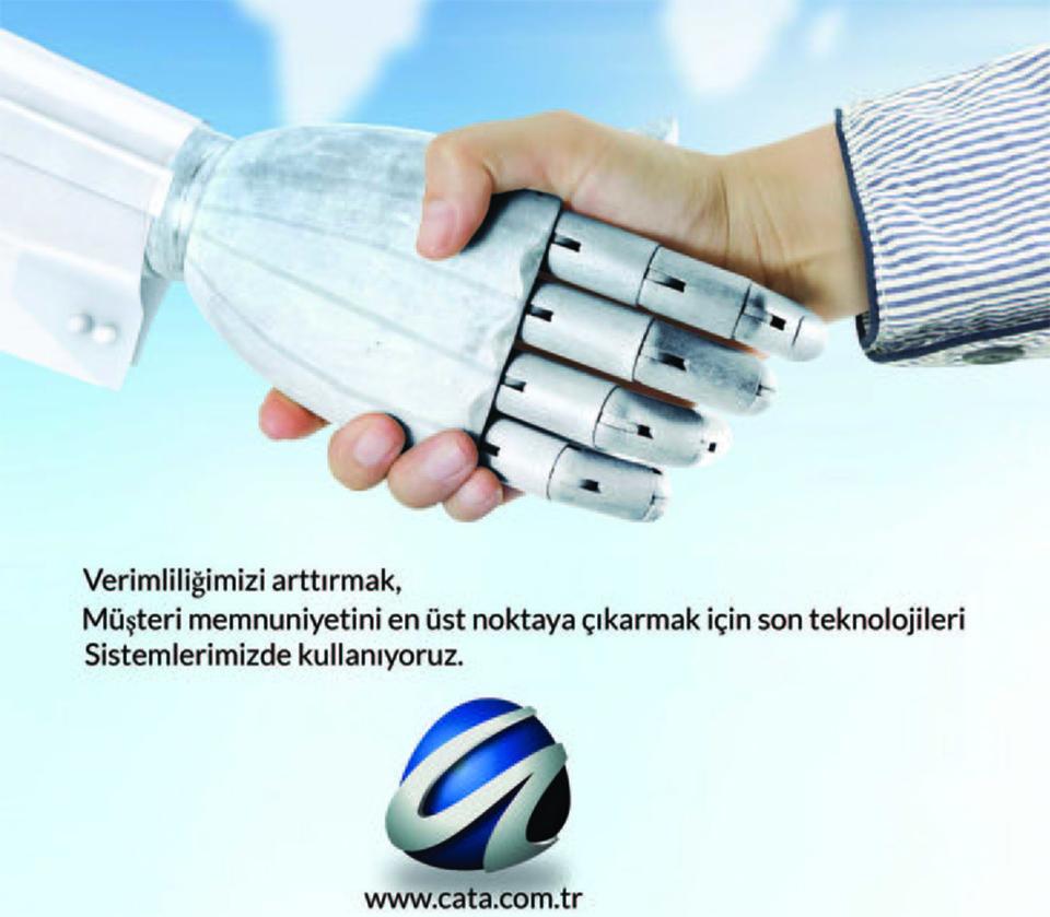 Cata Dergi Reklam Tasarımı