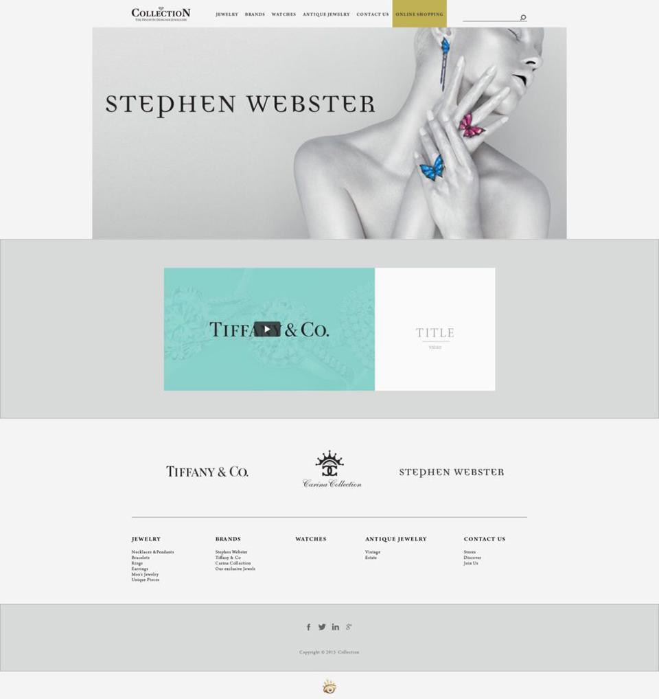 Özgün Web Tasarım Collection